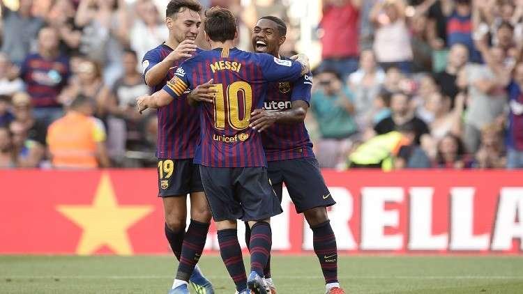 لاعب برشلونة يثير أزمة في حفل عيد ميلاده لسبب غريب!