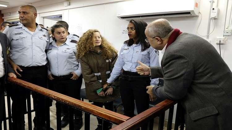 عهد التميمي تدخل إسرائيل في ورطة التخبط