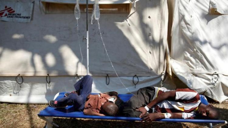 الكوليرا تهدد بلدا إفريقيا جديدا