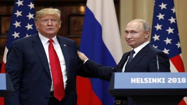 لافروف: على مؤسسات الدولة العميقة في أمريكا احترام رغبة ترامب وبوتين بتطبيع العلاقات