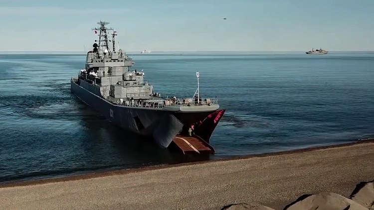 مناورات الجيش الروسي الكبرى على علاقة مباشرة بسوريا