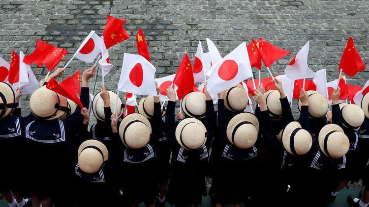 كيف تستغل روسيا التناقض بين الصين واليابان