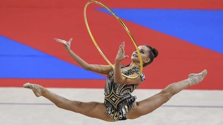 روسيا تتوّج بذهبية بطولة العالم للجمباز