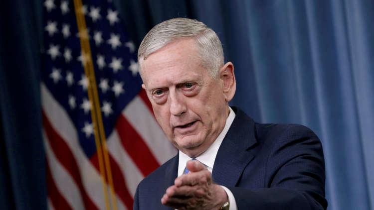 وزير الدفاع الأمريكي لم يعثر حتى الآن على أسلحة كيميائية لدى المسلحين في سوريا!