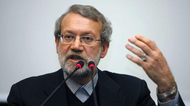 لاريجاني: إيران تمتلك من 3 إلى 4  آلاف جهاز طرد مركزي نشط