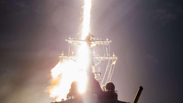 الولايات المتحدة واليابان تختبران منظومة الدفاع الصاروخي في المحيط الهادئ