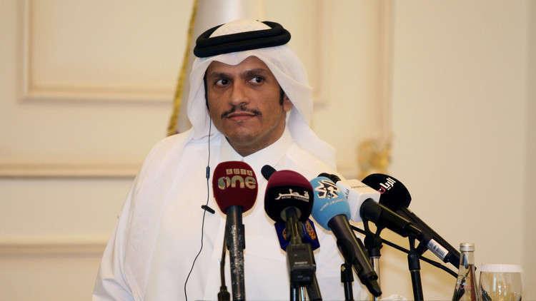 قطر: نتفاوض مع الأمم المتحدة حول آلية دولية لمنع انتهاك حقوق مواطنينا في ظل الأزمة