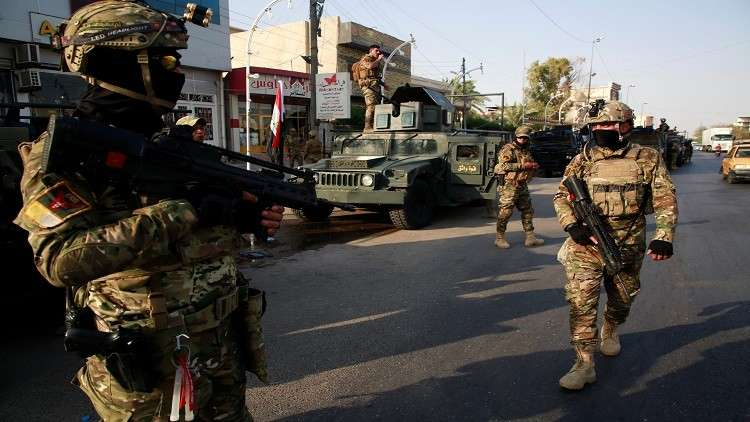 القبض على ستة دواعش في الموصل