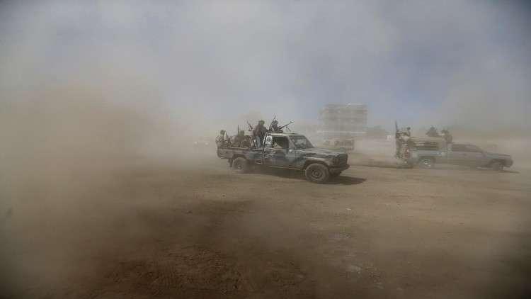 التحالف العربي يقطع الطريق بين الحديدة وصنعاء