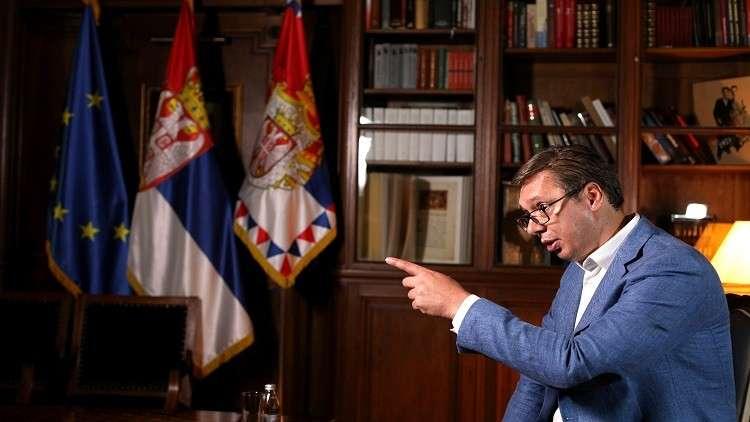 صربيا تشترط عضوية الاتحاد الأوروبي مقابل أي اتفاق مع كوسوفو