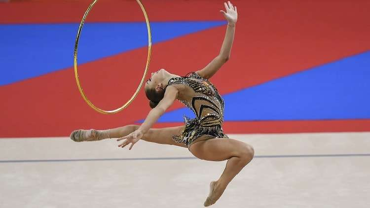 روسيا تحصد ذهبية الفرق في بطولة العالم للجمباز