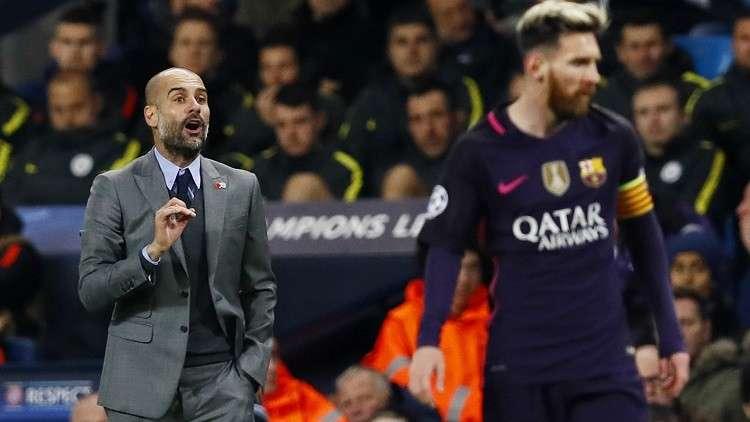 غوارديولا يرغب في إنهاء مشواره في برشلونة