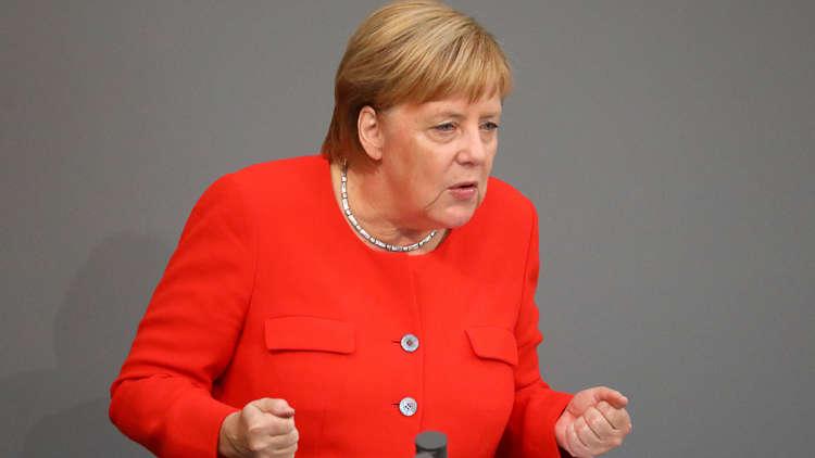 ضرب سوريا يشق الائتلاف الحاكم في ألمانيا