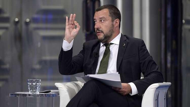 وزير الداخلية الإيطالي: