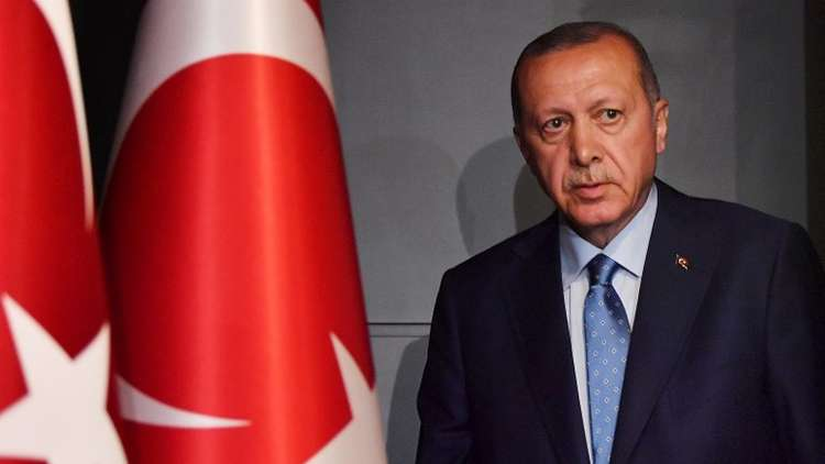أردوغان يقدم على خطوة وصفت بـ