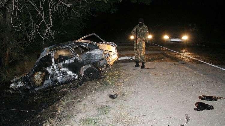 مقتل مسلح في داغستان بعد اشتباكه مع الشرطة