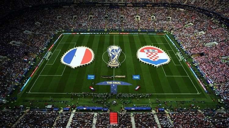 تسيسكا موسكو يستضيف ريال مدريد على الملعب الرئيسي لمونديال روسيا