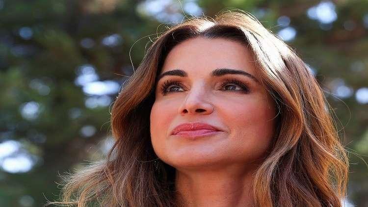 الملكة رانيا ترد على نائب في البرلمان الأردني