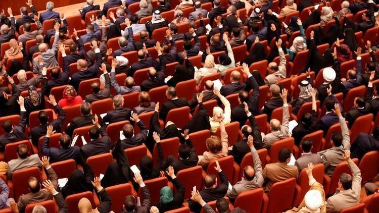 اتفاق سني على ترشيح الحلبوسي لرئاسة البرلمان العراقي