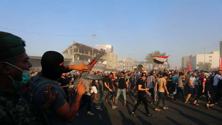تجدد التظاهرات في البصرة