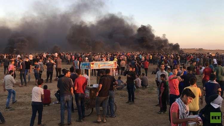 مقتل 3 فلسطينيين برصاص القوات الإسرائيلية في غزة
