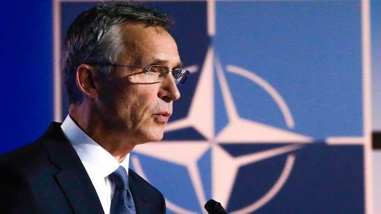 ستولتنبرغ: الخلافات مع تركيا حول