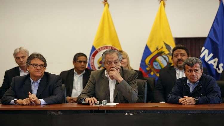 الأمم المتحدة تحث الحكومة الكولومبية والمتمردين على استئناف المفاوضات