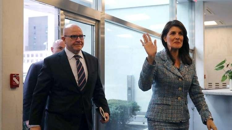 الخارجية الأمريكية تكشف حجم الأموال وراء ستائر هايلي في الأمم المتحدة