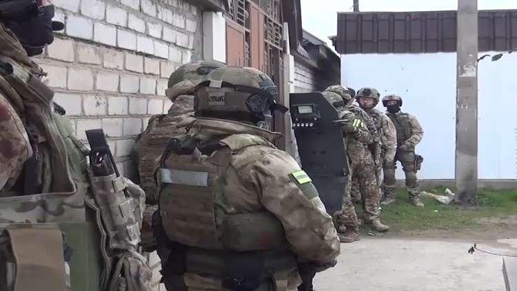 الأمن الروسي يصفّي 3 مسلحين في داغستان