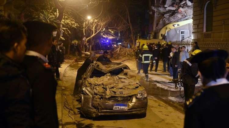 مذيعة مصرية تصارع الموت بعد تعرضها لحادث مروري وقناتها تستغيث بالسيسي