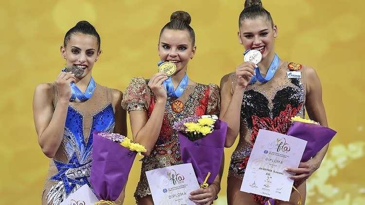 روسيا تواصل احتكارها بطولة العالم للجمباز
