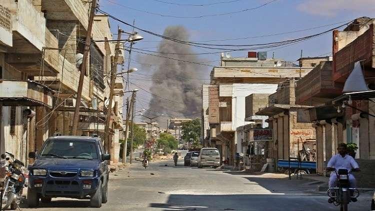 ظريف: نسعى لتفادي إراقة الدماء في إدلب