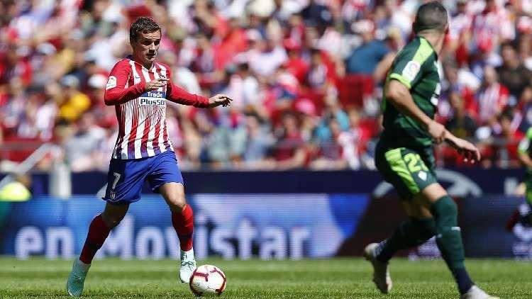 أتلتيكو مدريد يفلت من الهزيمة أمام إيبار بهدف قاتل (فيديو)