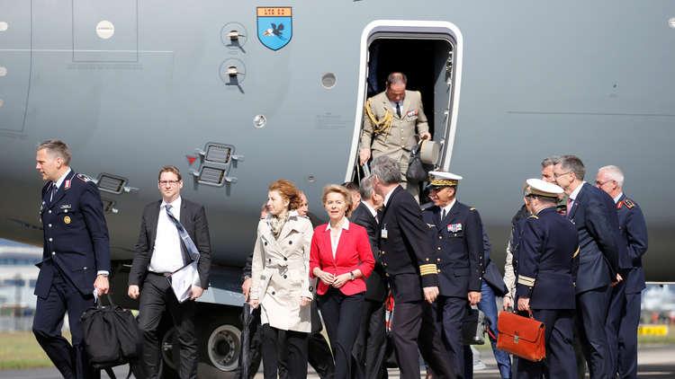 وزيرة الدفاع الألمانية: قواتنا قد تبقى في الشرق الأوسط