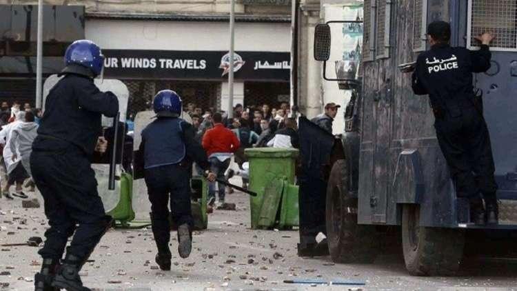 احتجاجات في جنوبي الجزائر تسفر عن جرحى وموقوفين