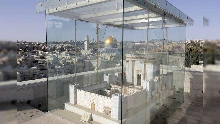 الرئيس الفلسطيني يدق ناقوس خطر تقسيم المسجد الأقصى