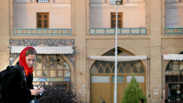 طهران تنوي حذف ختم الدخول من جوازات السياح
