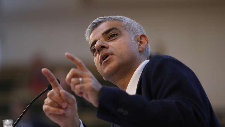 رئيس بلدية لندن يدعو لاستفتاء ثان حول بريكست