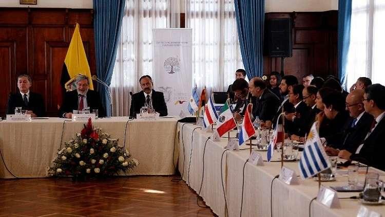 دول أمريكا اللاتينية ترفض أي تدخل عسكري في فنزويلا