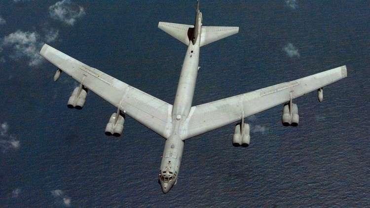 قاذفة استراتيجية أمريكية من طراز B-52H - ارشيف