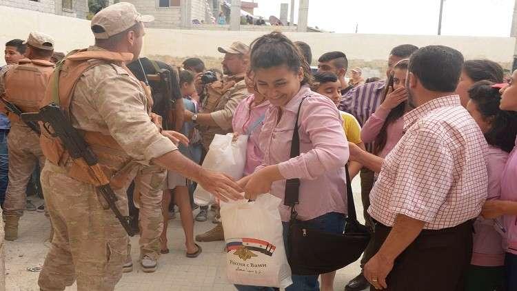 عودة 124 لاجئ سوري من لبنان