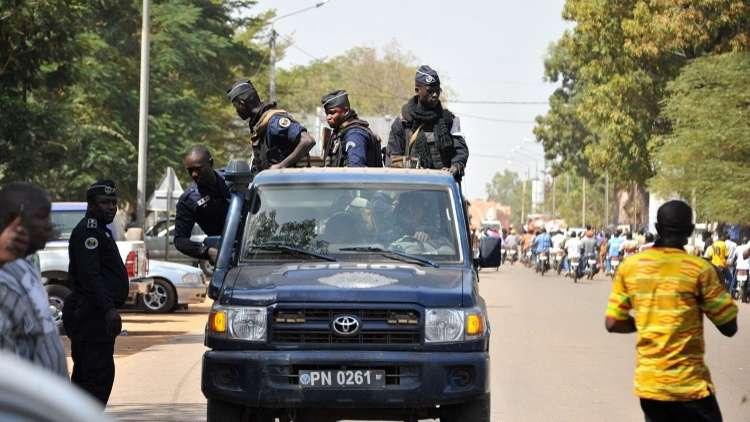 مقتل 8 مدنيين في هجوم مسلح شرقي بوركينا فاسو