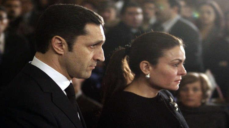 التحقيق يكشف تورط زوجة علاء مبارك في قضية التلاعب بالبورصة