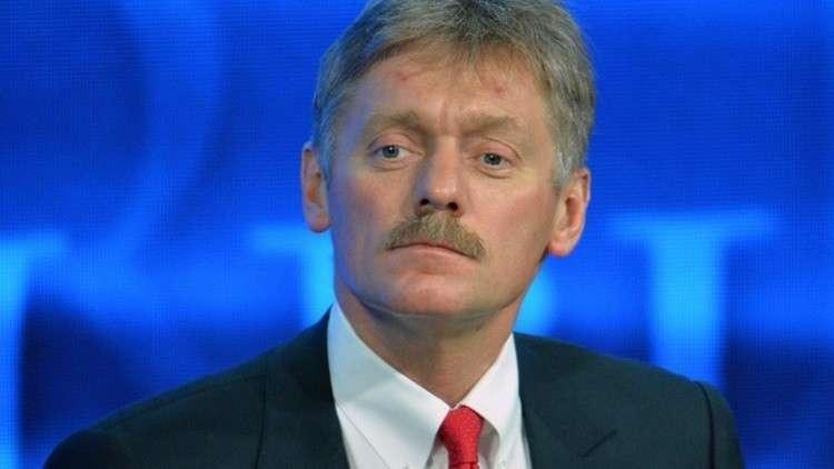 بيسكوف: ليس لدى بيتروف ولا بوشيروف أي علاقة ببوتين