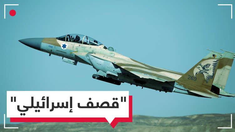 قصف إسرائيلي على محيط مطار دمشق وسوريا تتهم تل أبيب