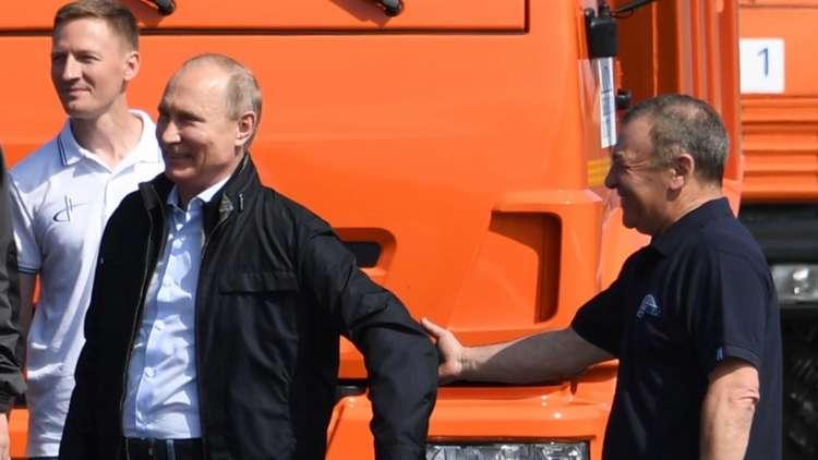 ملياردير روسي ضمن قائمة