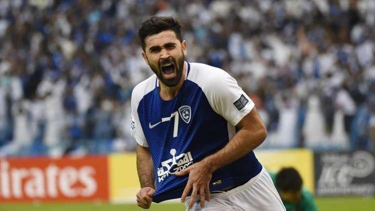خريبين ينتقل إلى الدوري المصري قادما من الهلال السعودي