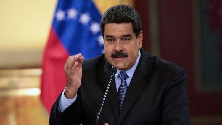 مادورو: الصين وعدت بتمويل صناعة النفط في فنزويلا