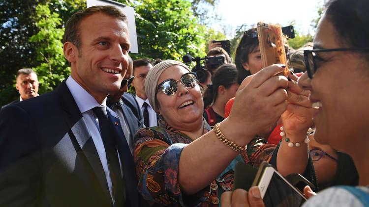 نصيحة ماكرون لعاطل عن العمل تثير جدلا في فرنسا