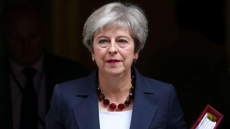 ماي: رغم الانتقادات مركزة على خطة الخروج من الاتحاد الأوروبي